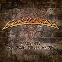 Alright! 20 Years Of Universe